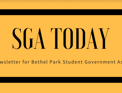 SGA Today: Issue 1