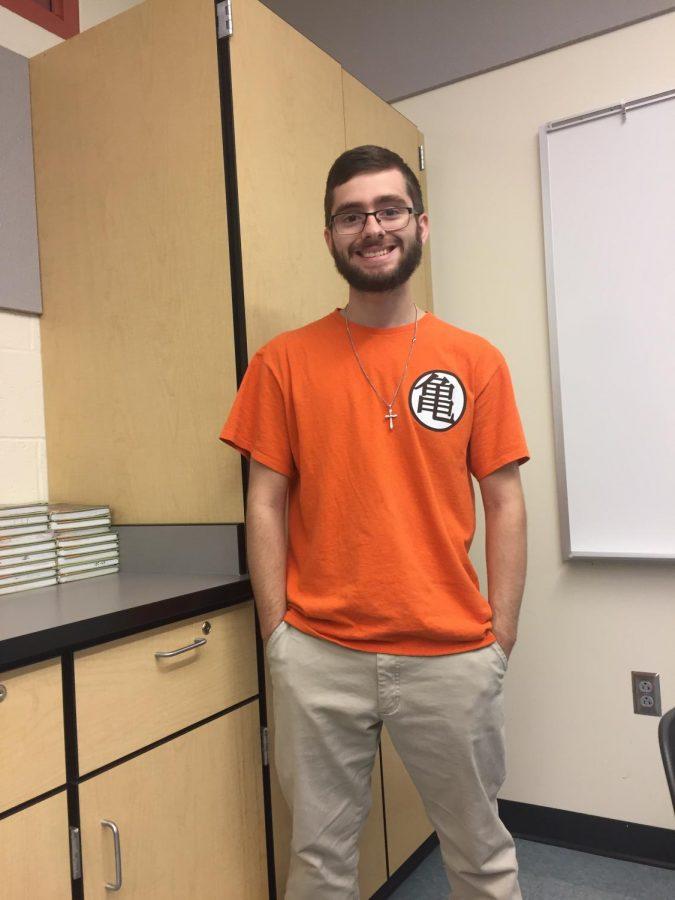 Student of the Week: Troy Sigafoos
