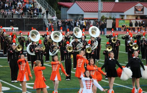 Come and see the 50th Annual Marching Band Festival