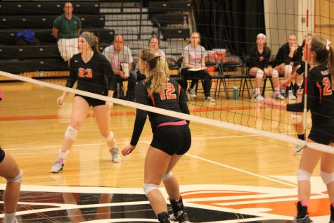 Lady Hawks redeem themselves against section foe