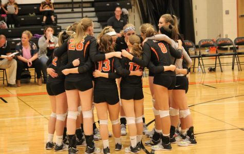 Lady Hawks finish fourth in section after loss to Highlanders