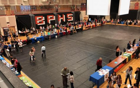College Fair flourishes at BPHS