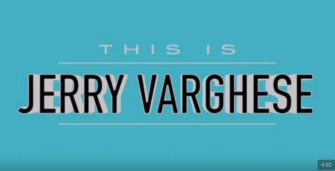Talent Tuesday: Jerry Varghese can sing!