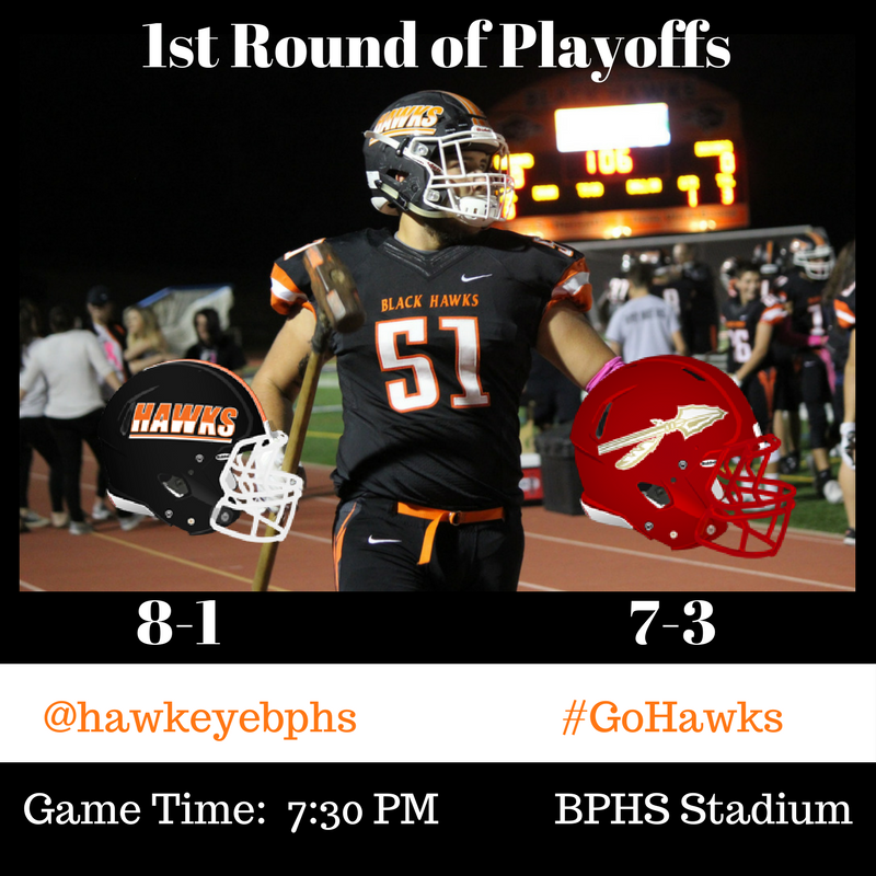 Hawks look to soar over Penn Hills in the 1st round of playoffs