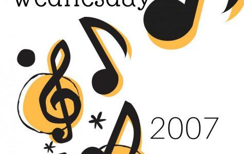 Way back Wednesday: 2007