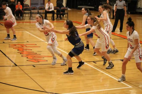 Lady Hawks tip-off season with wins