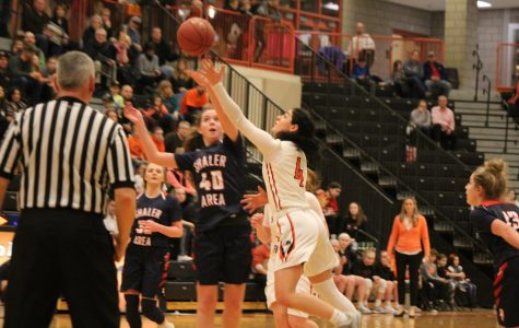 Lady Hawks battle to the end, but pull off win
