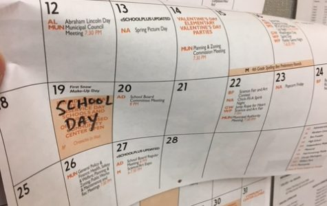 New calendar adds five more school days