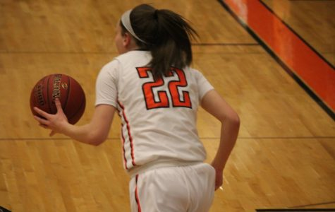 Lady Hawks enter the playoffs with their bellies full