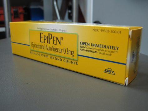 "EpiPen prices are a ripoff, buy the ""off-brand"""