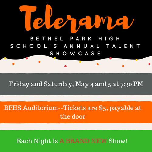 Talent on display at Telerama