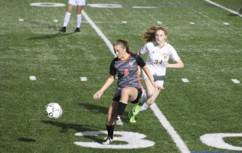 Girls soccer slides past Canon Mac