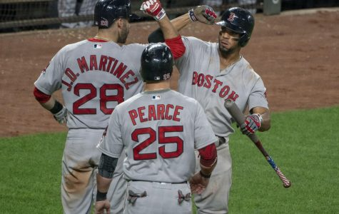 Red Sox win World Series in five games