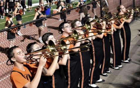 Slideshow: Marching Band performs in various settings