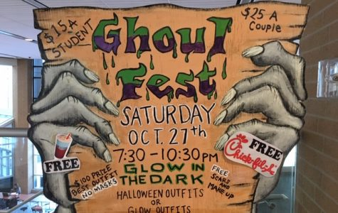 PACS to host Ghoul Fest Dance
