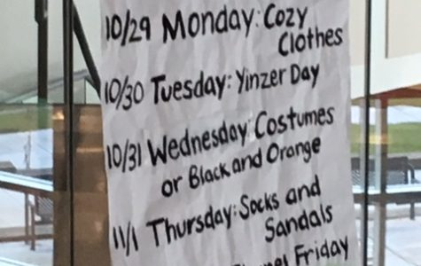 BPHS to get in Halloween spirit