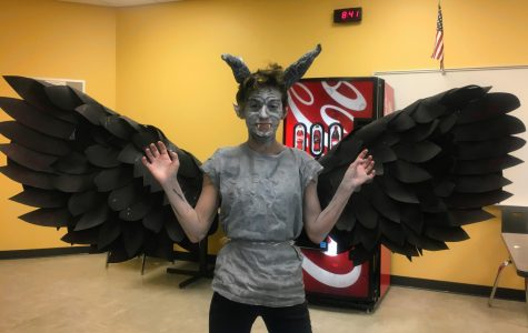 Emily O'Donnell wows with wings