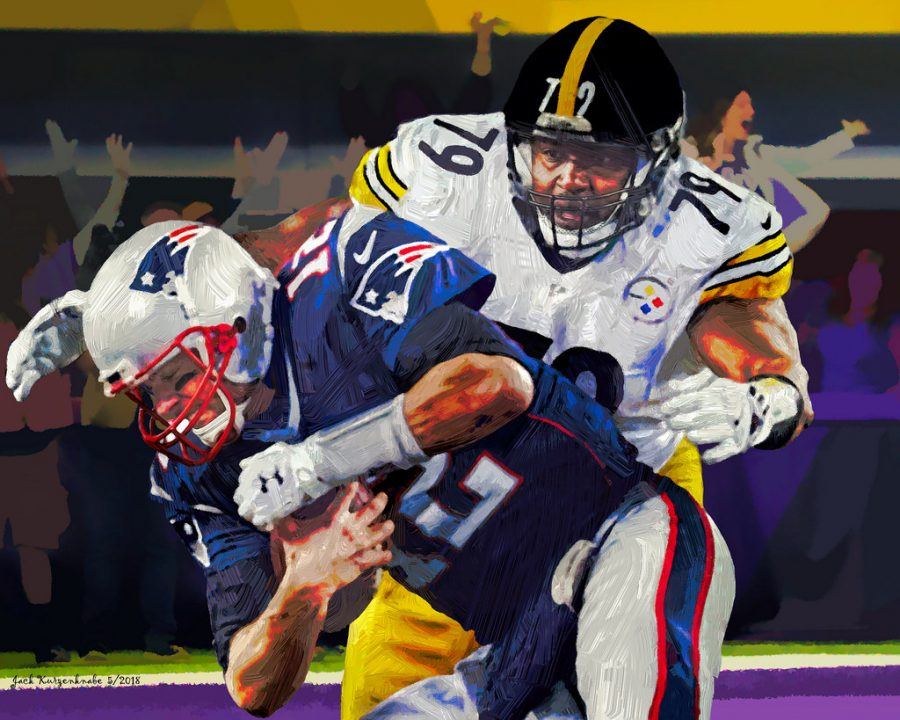A+painting+of+Tom+Brady+getting+sacked+by+a+Steelers%27+defensive+lineman%0Ahttps%3A%2F%2Fc1.staticflickr.com%2F2%2F1839%2F29095137088_900fc459d0_b.jpg