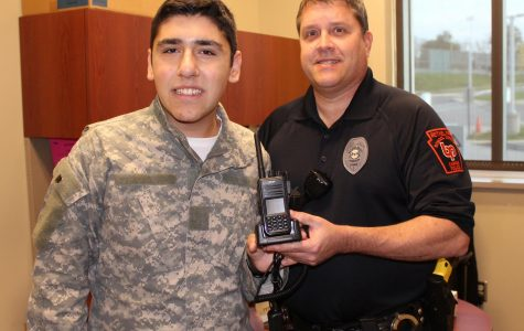 BPHS senior saves District money with cheap, portable radios