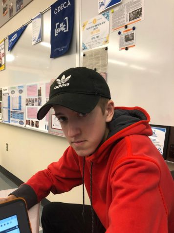 Student of the Week: Caleb Shook