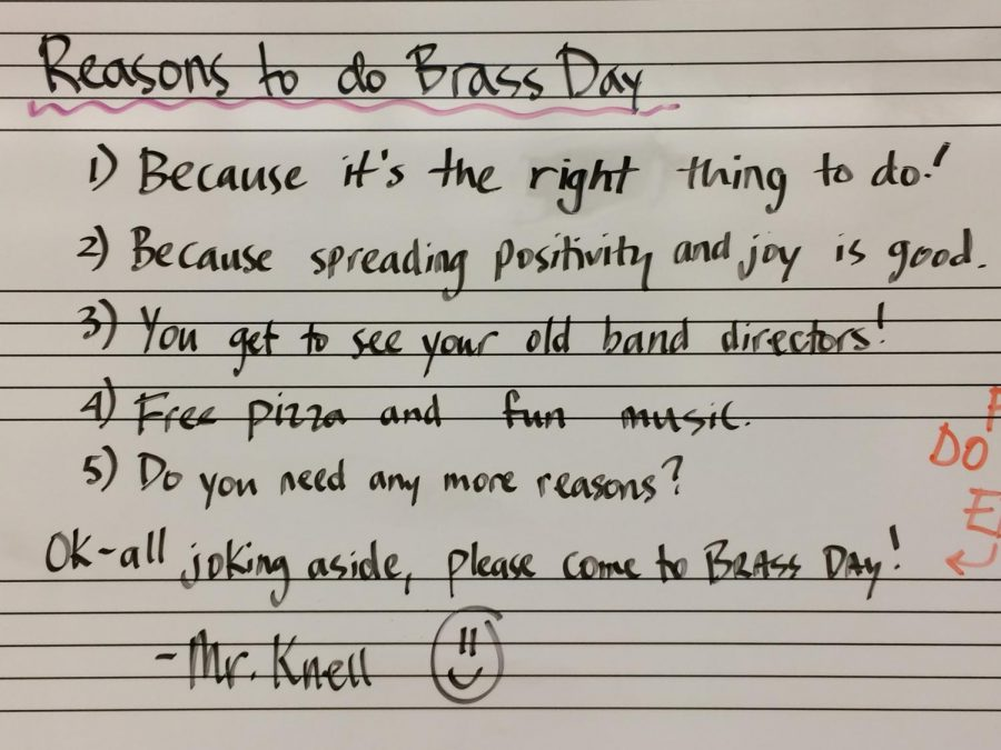 REASONS+TO+DO+BRASS+DAY%2C+written+by+Mr.+Knell%2C+to+convince+high+school+brass+students+to+do+Brass+Day.