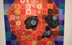 Student Art of the Week: Steff Beckman's skull