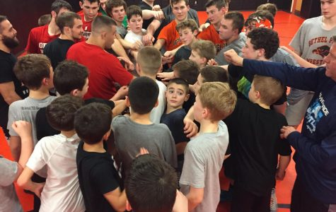 Hawks wrestling ready for new season