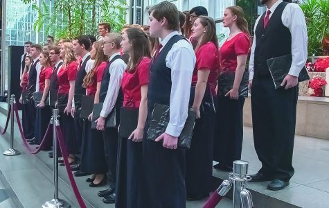 Slideshow: Bethel Park Top 21 performs at the PPG Winter Garden