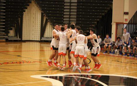 Boys basketball wins their own tournament