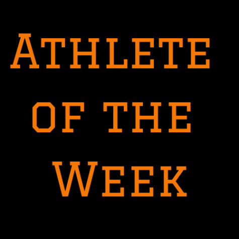 Athletes of the Week: Grace Myers and Luke Montgomery