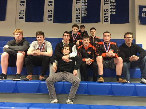 Montgomery finishes runner up, O'Mara top 6 at WPIAL Championships