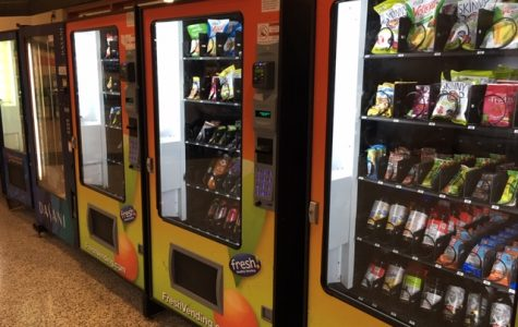 Hawk Eye Ha Has: Vending machines, cafe to provide healthy alternatives