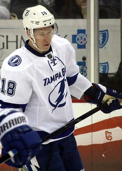 Tampa Bay Lightning forward Ondrej Palat during a game against the Pittsburgh Penguins, March 22, 2014, at Consol Energy Center in Pittsburgh, PA.