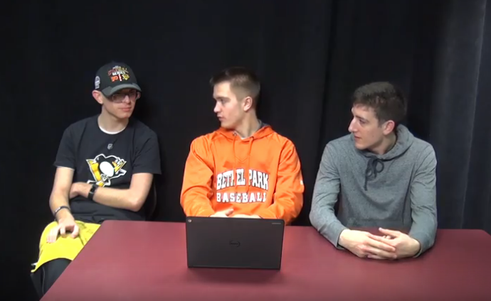 Ryan Meis and Alex Mullen talk Pens with the No. 1 Pens fan in the world, Tyler Schultz.