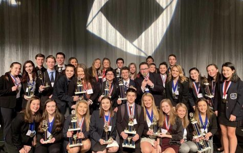 Bethel wins big at DECA State Conference