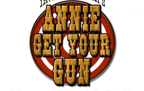 """Annie Get Your Gun"" on stage now"