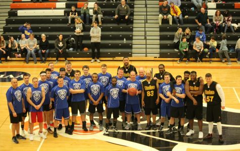 Steelers curb BPPD in annual basketball game