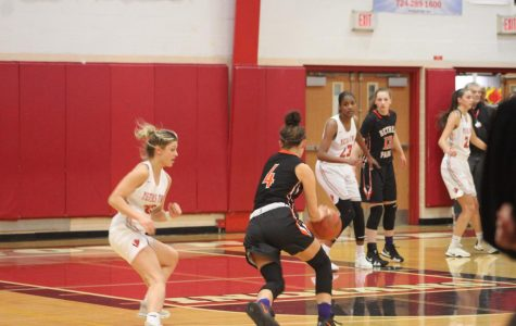 Lady Hawks set to play Peters after first-round win