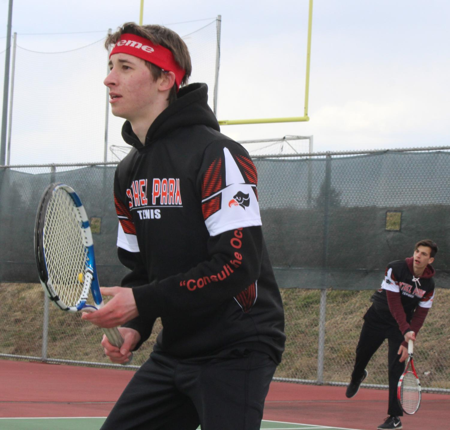 Shane+and+Andrew+play+second+doubles+