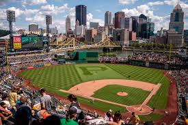 PNC Park is ready for Pirates baseball.