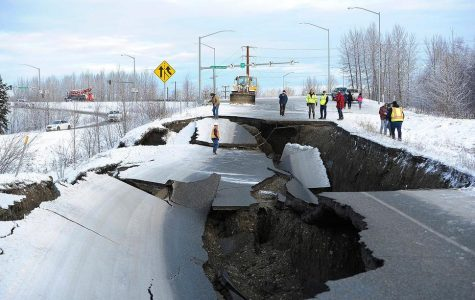 World Wednesday: Recent Alaska earthquake's magnitude revised by scientists