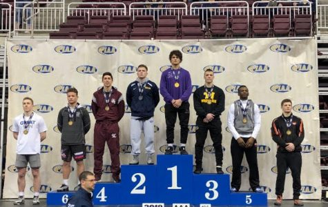 Montgomery finishes seventh at PIAA Championships