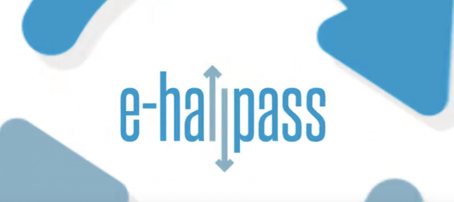 Students can access e-Hallpass by signing into the Clever extension on their Chromebook or app on their smartphones.