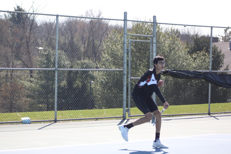 Tanush+running+up+to+the+ball