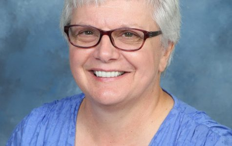 Mrs. Eisel is the March Staff Member of the Month