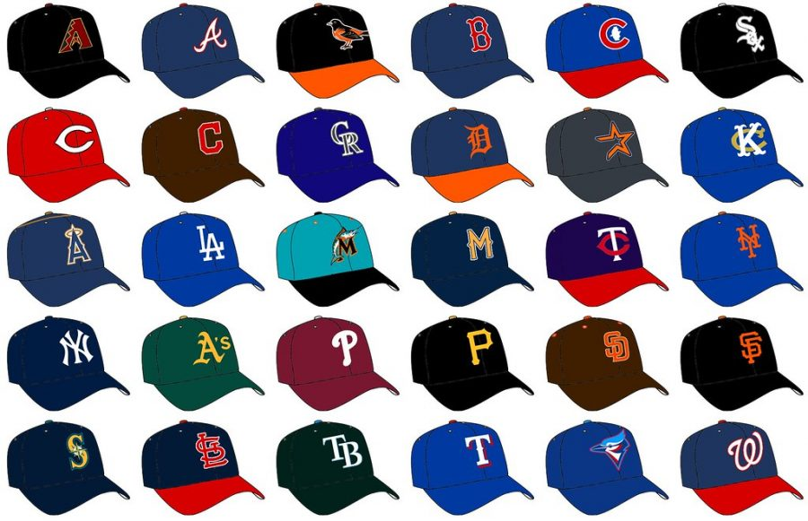 The+hat+of+all+30+MLB+teams%0Ahttps%3A%2F%2Flive.staticflickr.com%2F6145%2F5955951261_8ae858dce5_b.jpg