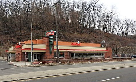 Eat 'n Park on Banksville Road, Pittsburgh