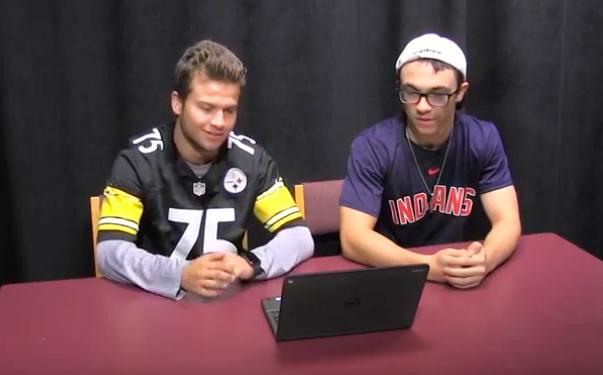 Parker+Loera+and+Matthew+Szymanowski+discuss+their+picks+for+Week+3+of+the+NFL+season.