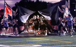 Video: Hawks get hyped for Peters
