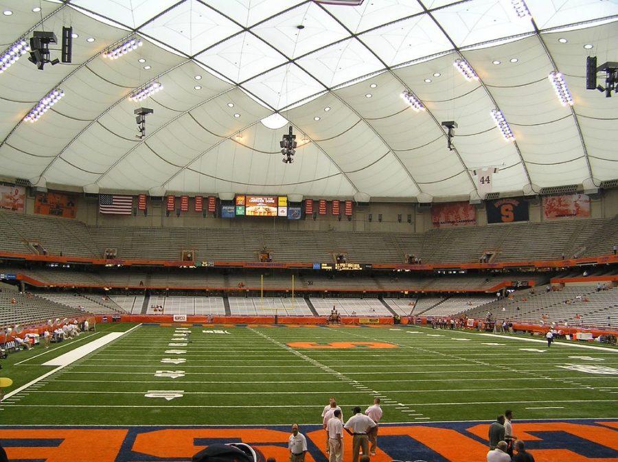 Syracuse stadium